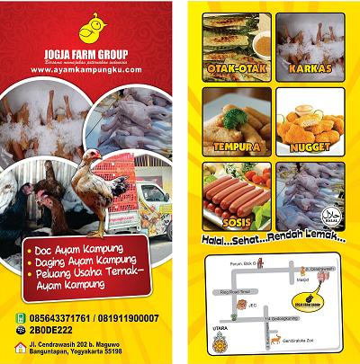 daging ayam kampung